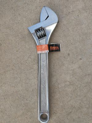 15 inch adjustable wrench for Sale in Bakersfield, CA