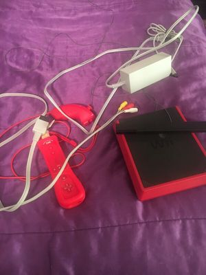 Nintendo Wii gaming console with controller for Sale in Atlanta, GA