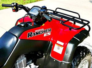 *Price $600* Automatic 2001 Honda Rancher ES 4 Wheel Drive! for Sale in Fredericksburg, VA