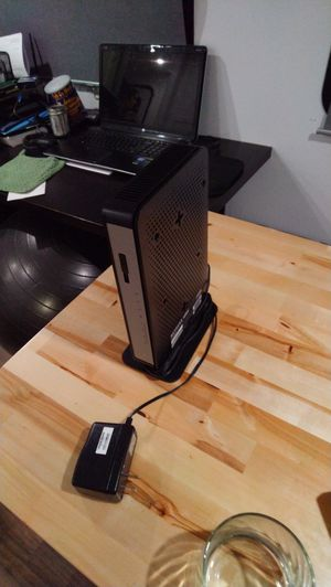 Netgear CG3000Dv2 Modem and Router combo for Sale in San Antonio, TX