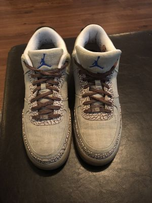Air Force Jordans Men's size 13 & matching LRG Jacket for Sale in Austin, TX