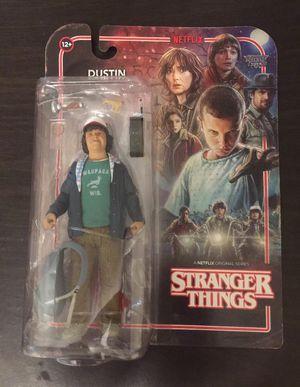 McFarlane Toys Stranger Things Series Dustin Action Figure for Sale in Sarasota, FL