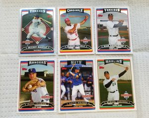 Baseball cards for Sale in Palm Harbor, FL