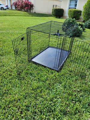 X-large dog cage for Sale in Fort Myers, FL