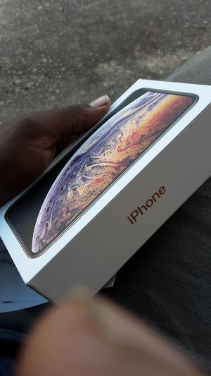 Rose Gold iPhone XS Max At&t for Sale in Alexandria, LA