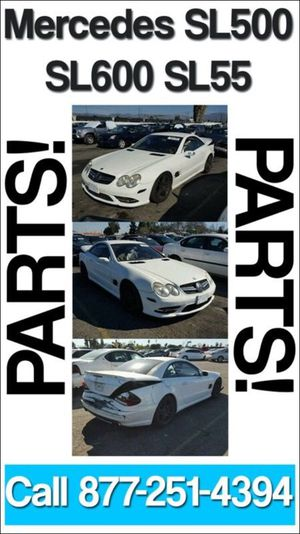 2003-2006 Mercedes sl500 Parting out . for Sale in Orinda, CA