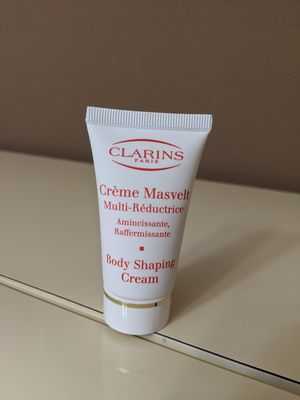 Clarins sample - clarins body shaping cream - skincare samples - makeup dampness - deluxe skincare samples - brand new for Sale in San Diego, CA