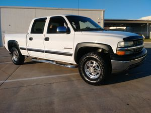 2002 Chevy silverado HD for Sale in Fort Worth, TX