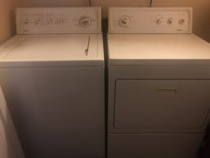 Kenmore Washer & Dryer for Sale in Phoenix, AZ