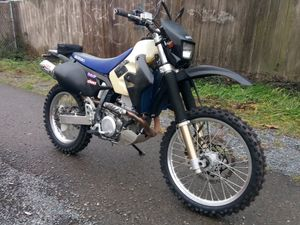 2006 suzuki drz400s drz 400s 400 s motorcycle possible trade for Sale in Everett, WA