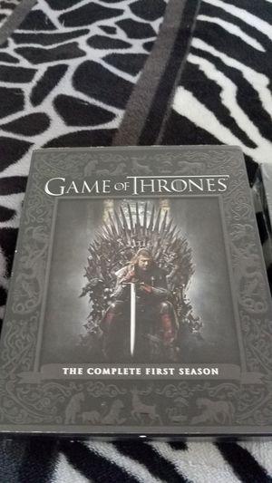 Game of Thrones Seasons 1-4 for Sale in Santa Maria, CA