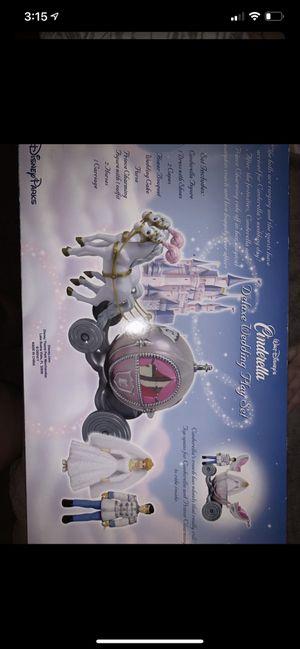 Cinderella carriage set for Sale in Pomona, CA