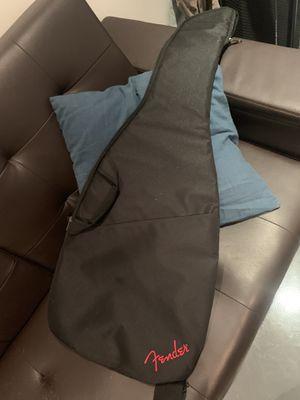 Fender gig bag (strat, tele etc) for Sale in Tempe, AZ
