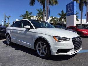 2015 Audi A3 1.8T Premium for Sale in Miami, FL