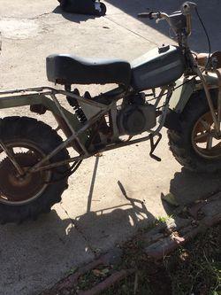 1973 Rokon Trailbreaker Motorcycle 2x2 for Sale in Los Angeles,  CA