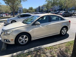 Chevy Cruze 2012 for Sale in St. Petersburg, FL
