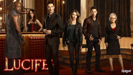 Lucifer Netflix Series Season 1-5 USB Digital Media for Sale in Long Beach,  CA