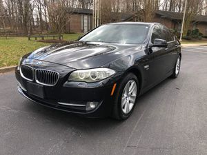 2012 BMW 5 Series for Sale in Bowie, MD