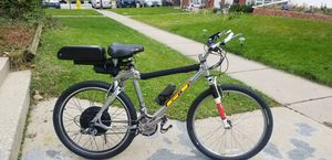 GT LTS-2 Electric Mountain Bicycle for Sale in Niles, IL