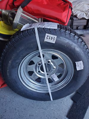 Trailer spare tire for Sale in Marysville, WA