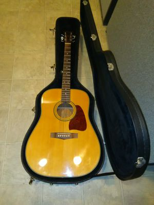 Ibanez AW10 acoustic guitar made in korea for Sale in Los Angeles, CA