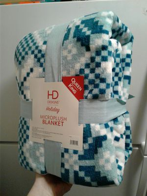 Microplush blanket $15 for Sale in Everett, WA