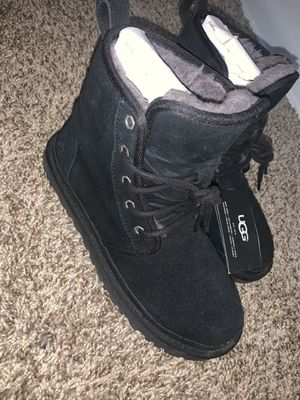 Black male ugg boots (tall) for Sale in Washington, DC