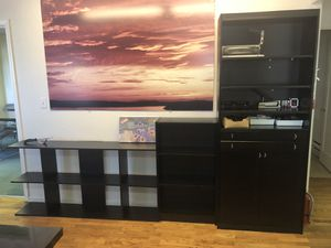 Office furniture/shelving for Sale in University Place, WA
