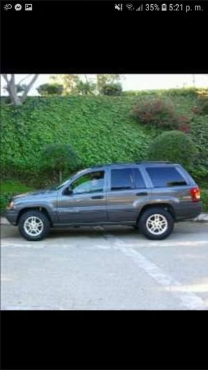 Jeep Cherokee 2002 for Sale in Wilmington, CA