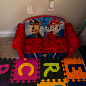 Paw Patrol Couch And Let Out Bed for Sale in Marietta, GA
