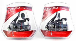 2 New Quantum Optix OP30FC Spinning Fishing Reels in Sealed Package for Sale in Litchfield Park, AZ