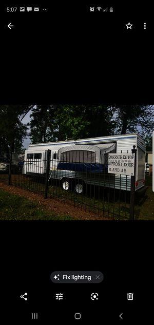 26ft wonder hybrid travel trailer for Sale in Spring, TX