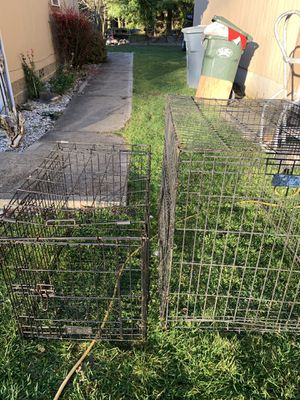 Big and small kennel for Sale in Roy, WA