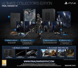 Final Fantasy XV Collectors Edition for Sale in Brea, CA