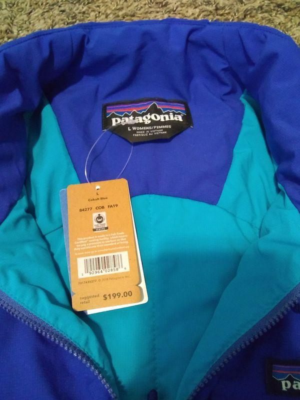 NWT Patagonia Vest 75$ OBO