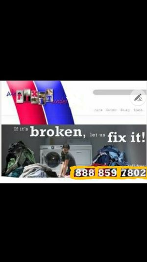 Honest reliable appliance repair great prices for Sale in Huntington Park, CA