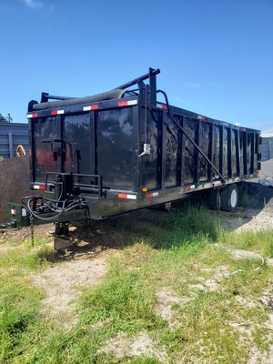 Dump Trailer!! for Sale in Tampa, FL