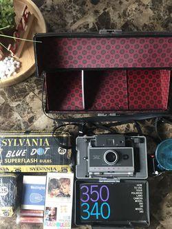 Polaroid Automatic 340 Film Land Camera for Sale in Hartford,  CT