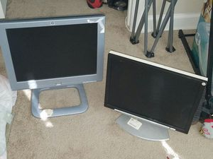 HP & Sharp Computer Monitors for Sale in Gaithersburg, MD