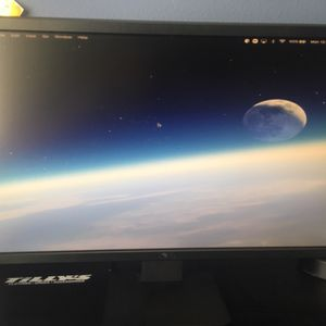 "24"" LED-Lit Dell Monitor for Sale in Mission Viejo, CA"