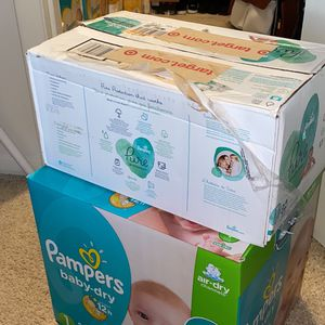Size 1 Pampers Diapers for Sale in Virginia Beach, VA