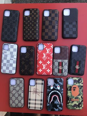 iphone 11 11 pro n pro max cases for Sale in Sunnyvale, CA
