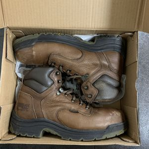 Timberland Work Boots With Steel Toe for Sale in Kirkland, WA