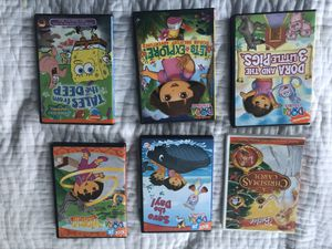 Kids show dvds for Sale in Naperville, IL