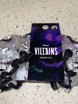 Disney's Villain Shower Cap New Bought In Germany for Sale in Joint Base Lewis-McChord,  WA