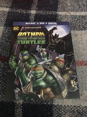 Batman vs teenage mutant ninja turtles for Sale in Industry, CA