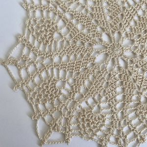 Crochet handmade doily for Sale in SUNNY ISL BCH, FL