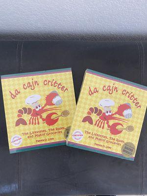 Cajun cookbooks for Sale in Suisun City, CA
