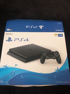 PS4 with Black ops 4 1TB (digital) for Sale in Clearwater, FL