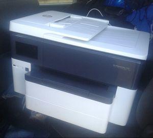 UP officejet pro 7740 series wireless printer for Sale in Shreveport, LA